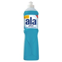 Detergente Ala Plus x 750 ml. Cristal Poder de la Naturaleza