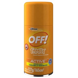 Repelente Off Family Aerosol x 165 cc.
