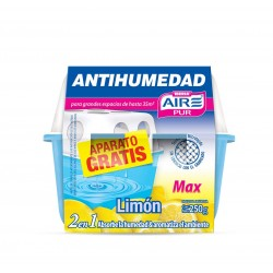 Antihumedad Aire Pur Max x 250 grs. Limon