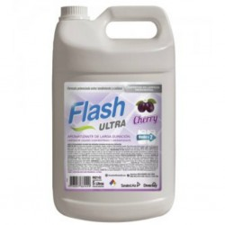 Desodorante para Pisos Flash Ultra Cherry x 5 lts.