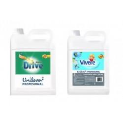 Desodorante para Pisos Flash Frag. Citrico x 5 lts.