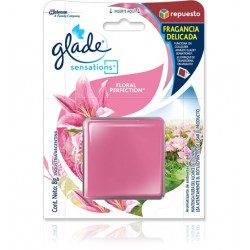 Glade Sensations Repuesto Floral Perfection
