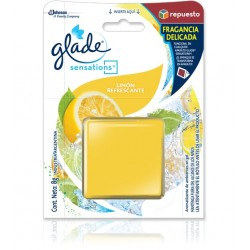 Glade Sensations Repuesto Limon Refrescante