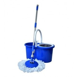 Balde con Escurridor Centrifugo Magic Mop