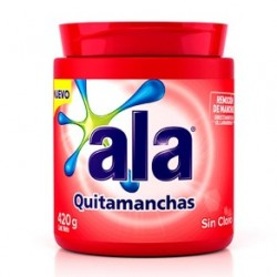 Ala Quita Mancha Color Tubo x 420 gr.